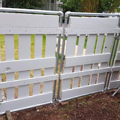 Modularo Zaun für den Garten